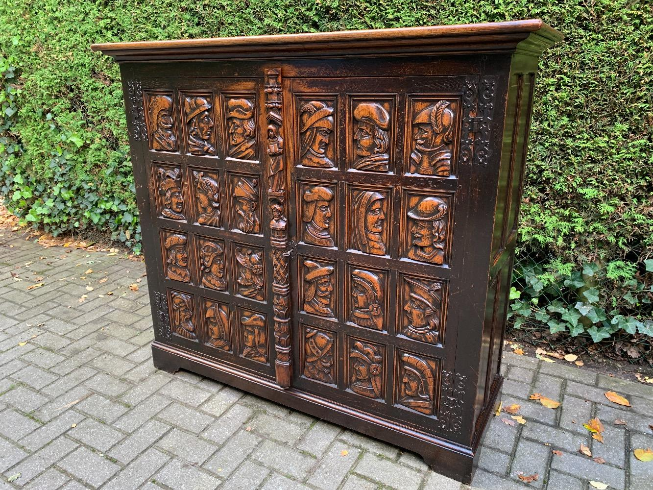 Carved Cabinet Glantiques Recent Added Items European Antiques Decorative
