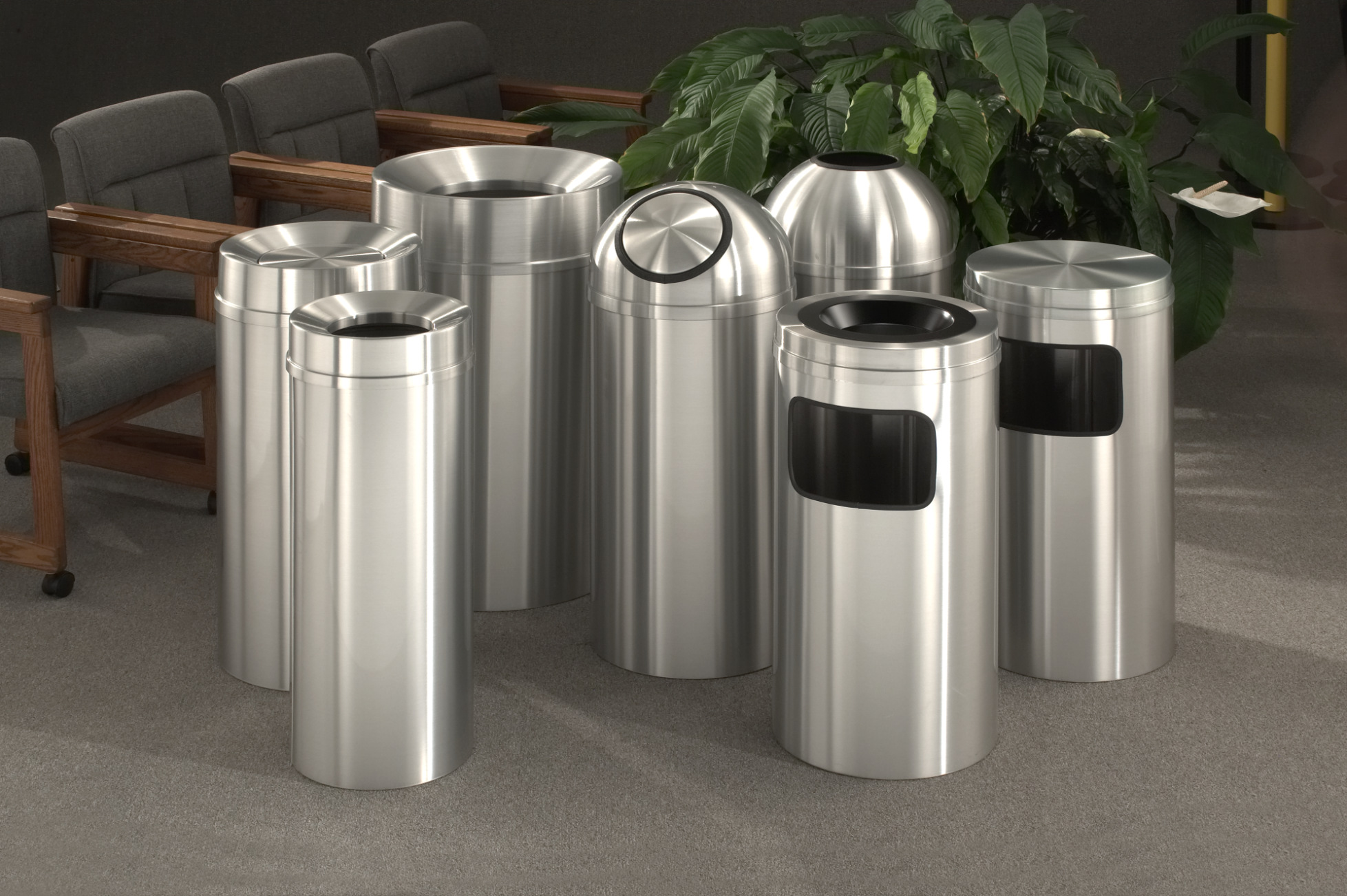 Luxury Trash Cans The Advantages Of Decorative Or Designer Waste Receptacles