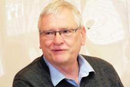 Revd Dr David Cornick