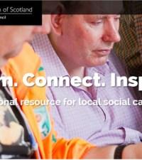Social Care Forum website
