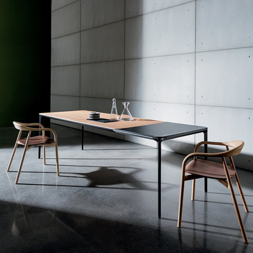 Extending Dining Table Sovet Italia Slim Extending Dining Table