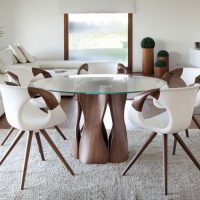 Glass Dining Tables - Klarity