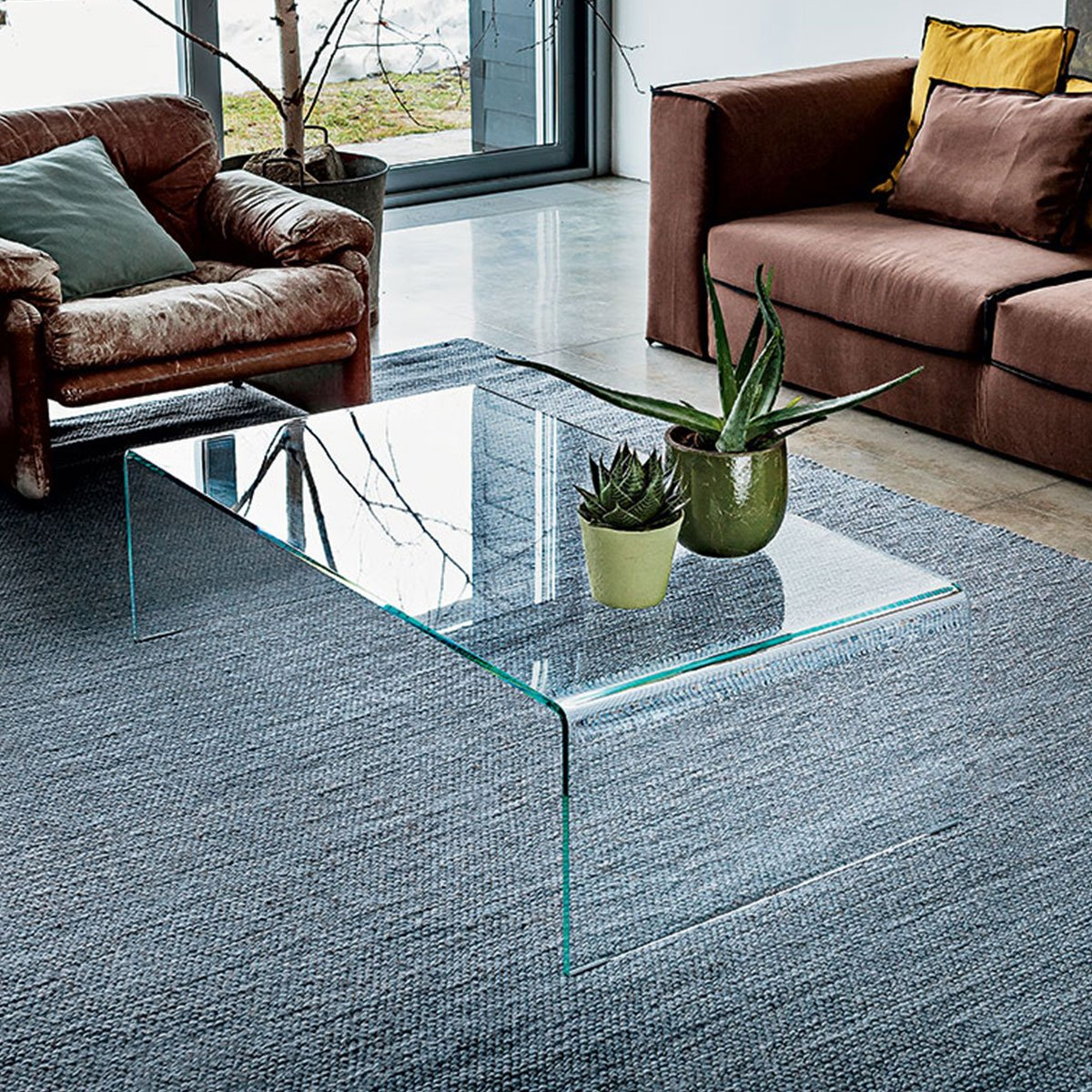 Curved Coffee Table Glass Coffee Table – Glass Furniture Blog