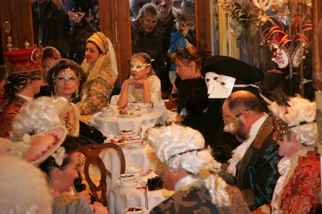 Glass Candle Holders The Carnival Of Venice 2014 | Everything About Venice And