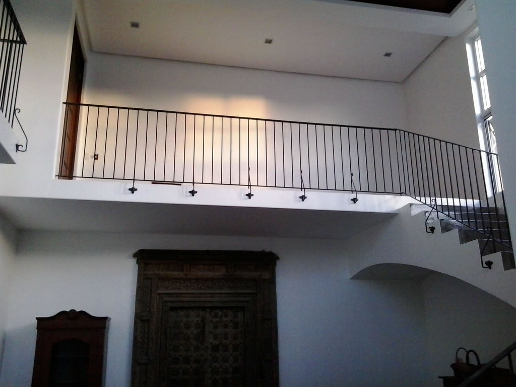 Simple Stairs Design Stair Railing Simple Design Glass Railings Philippines