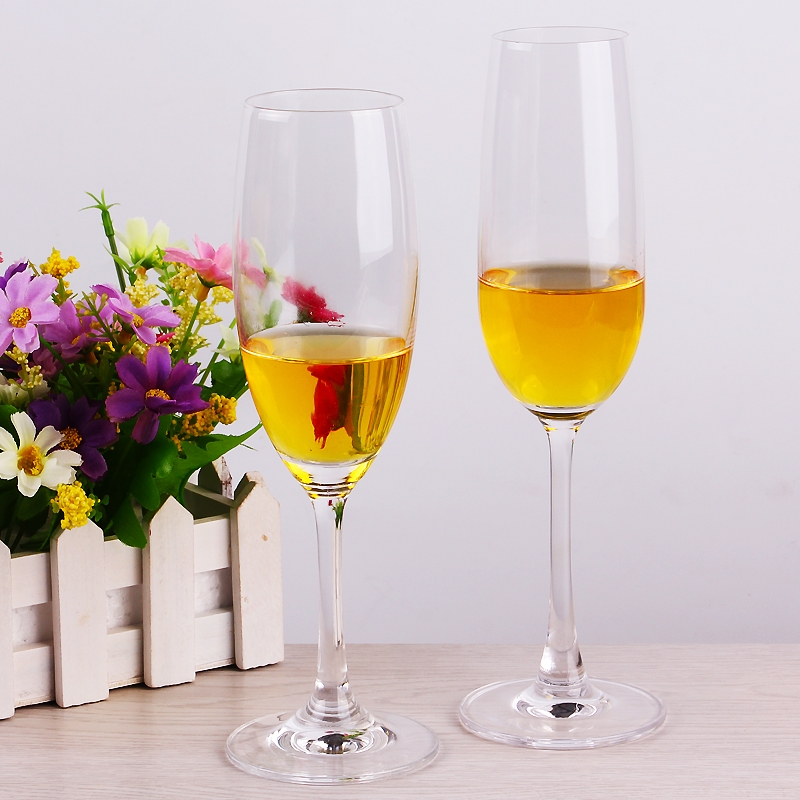 Chinese Wholesale Companies China 210ml Champagne Coupe Glasses Manufacturer