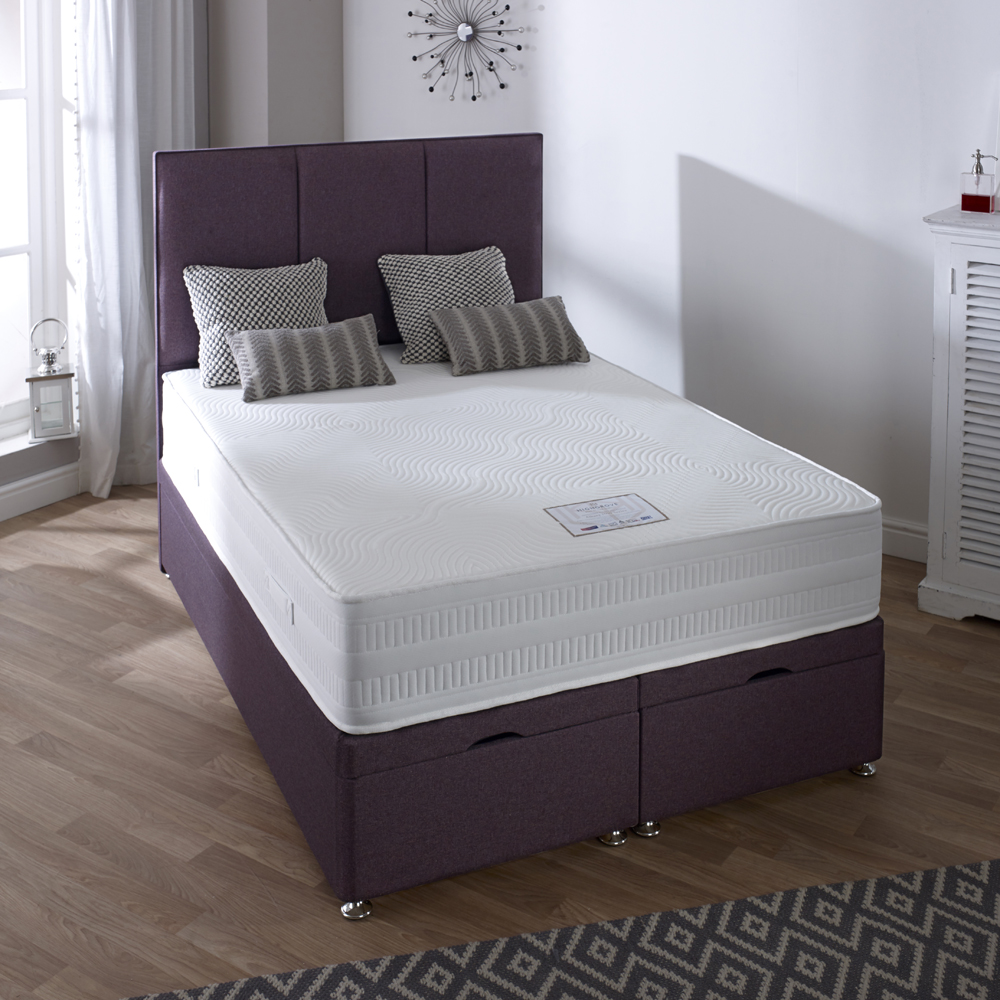 Double Divan Beds Divan Beds Single Double Storage Divan Beds At Glasswells