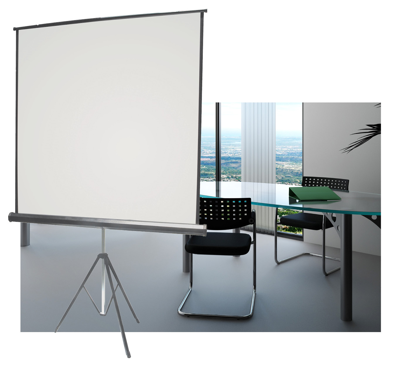 Glass Shop Perth Projection Screen Tripod Glass Whiteboards Perth