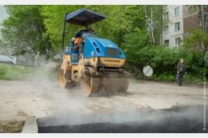 ремонт дороги тротуар работы (3)