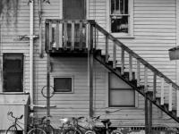 Boardinghouse Back Door