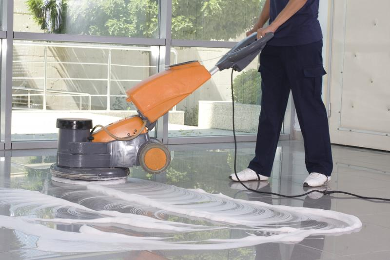 Gleamclean Cleaning Service Floor Maintenace Services