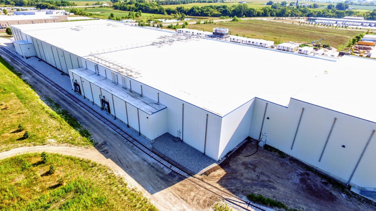Iowa Cold Storage Freezers Cold Storage Projects