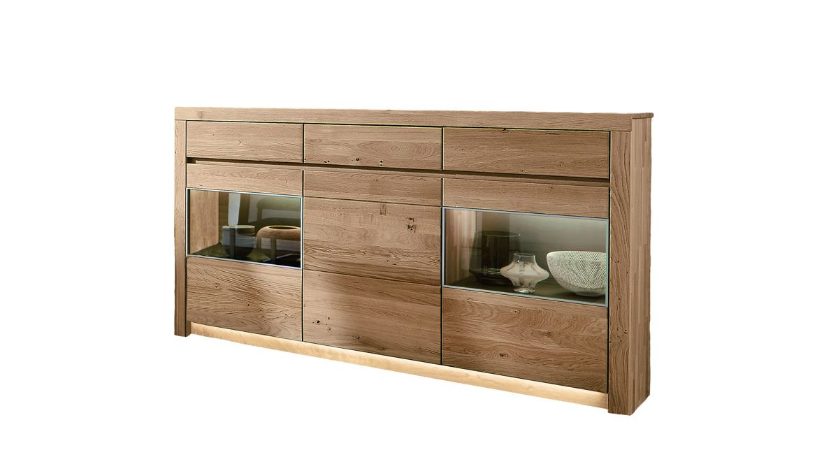 WÖstmann Massivholzmöbel Sideboard Interliving Gleißner