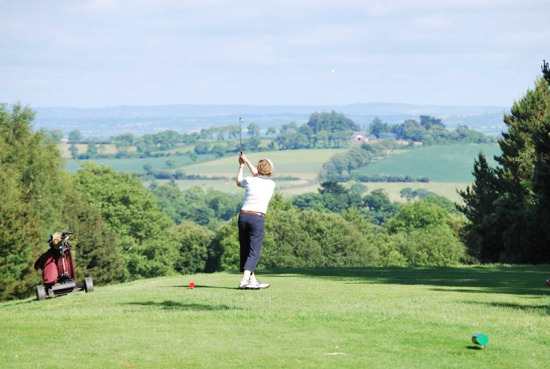 golfing golf courses cork