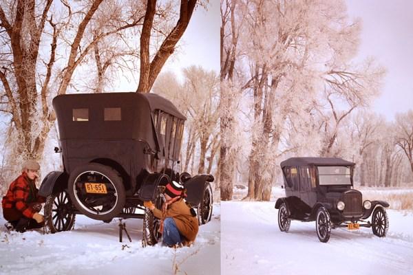 Glenn Embree Photography - Model T - Cars - Vintage Ford