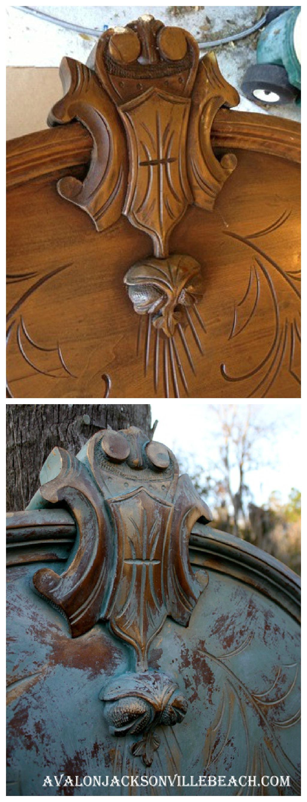 Jacksonville Coastal Design: Decorating with Painted Furniture