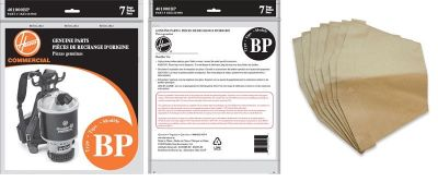 401000BP Hoover & Royal Backpack Bags