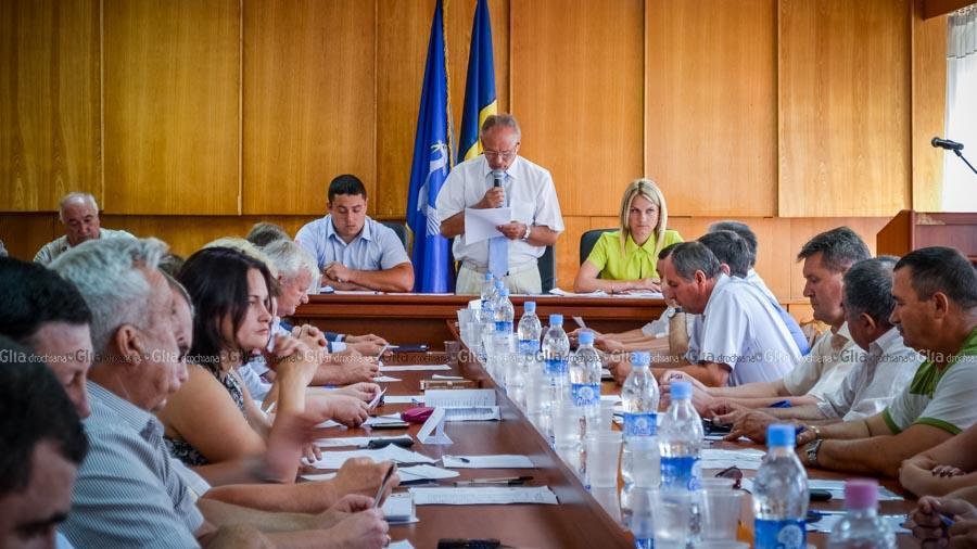 Consiliul raional Drochia a fost constituit (Foto)