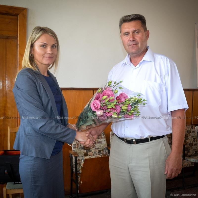 Viceprimarul de Drochia vine de la Sofia