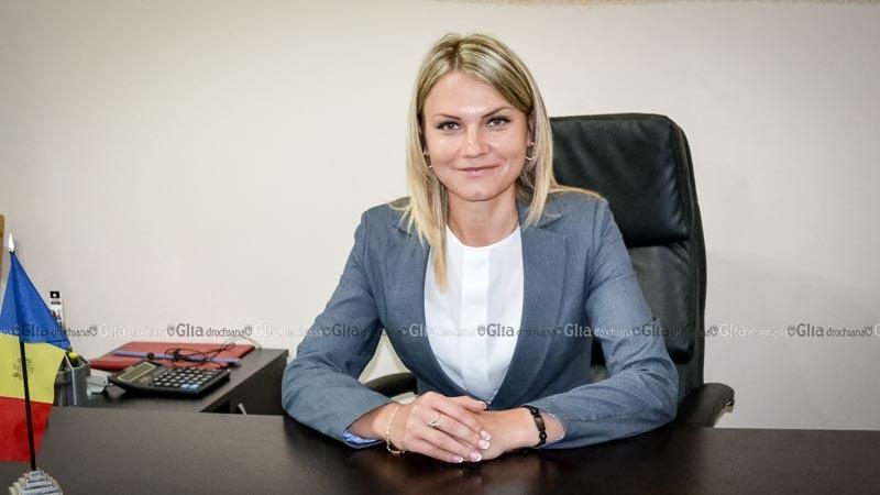 """Nina CERETEU: """"Demiterile directorilor de întreprinderi nu au un caracter politic"""""""