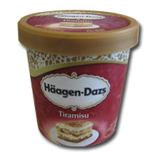 גלידות האגן-דאז טירמיסו