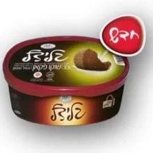 גלידות פלדמן  דיאט משפחתית שוקו פקאן