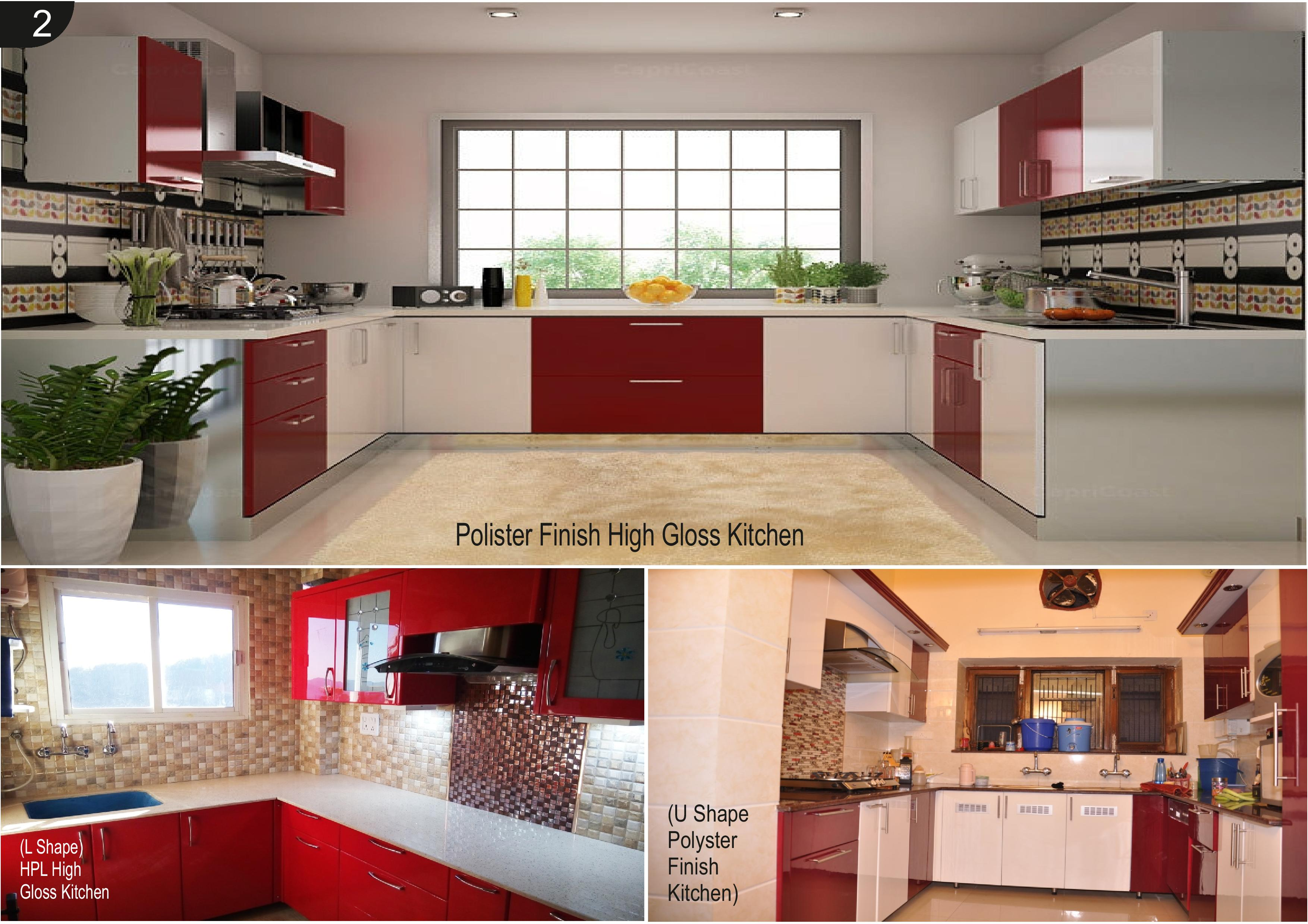 Modern Kitchen Design With Price Less Price Modular Kitchen In Chandigarh Mobile No 9216767577 By