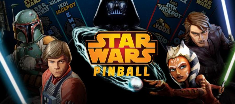 Star Wars Pinball WiiU