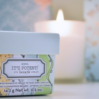 Benefit - It's Potent! Eye Cream Review