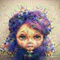 Google Deep Dream & Dolls...