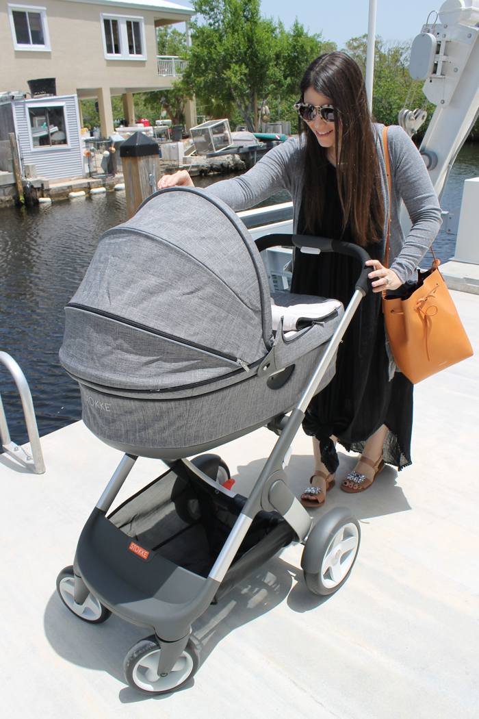 Stokke Stroller Changing Bag Stokke Crusi Stroller Review Family Baby Kids