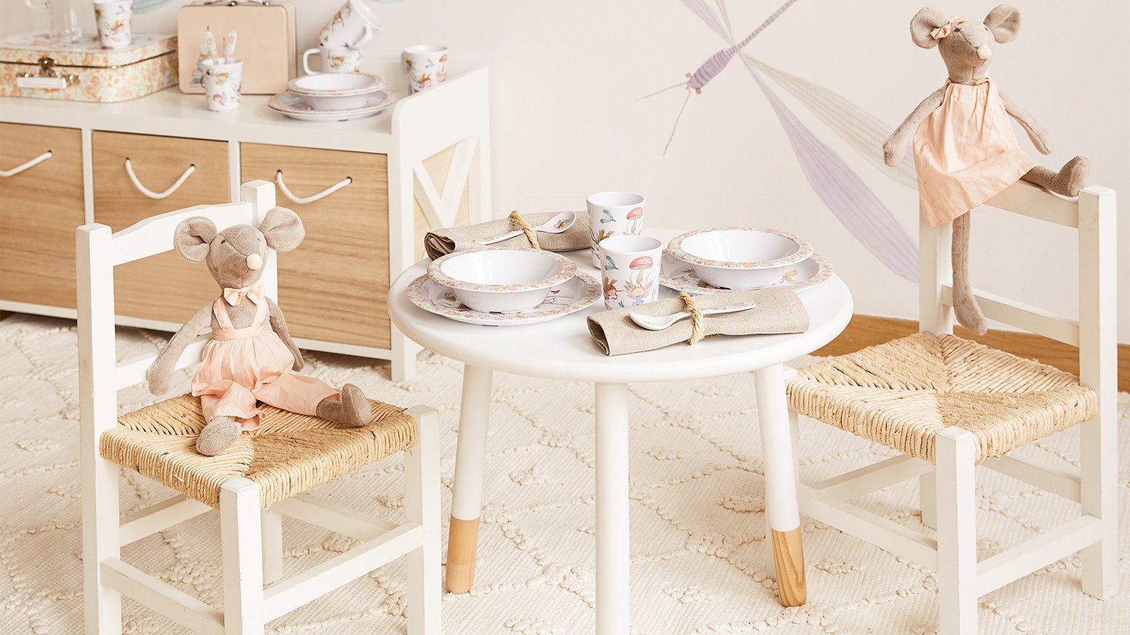 Zara Home You Re Going To Fall In Love With Zara Home S New Kids Collection