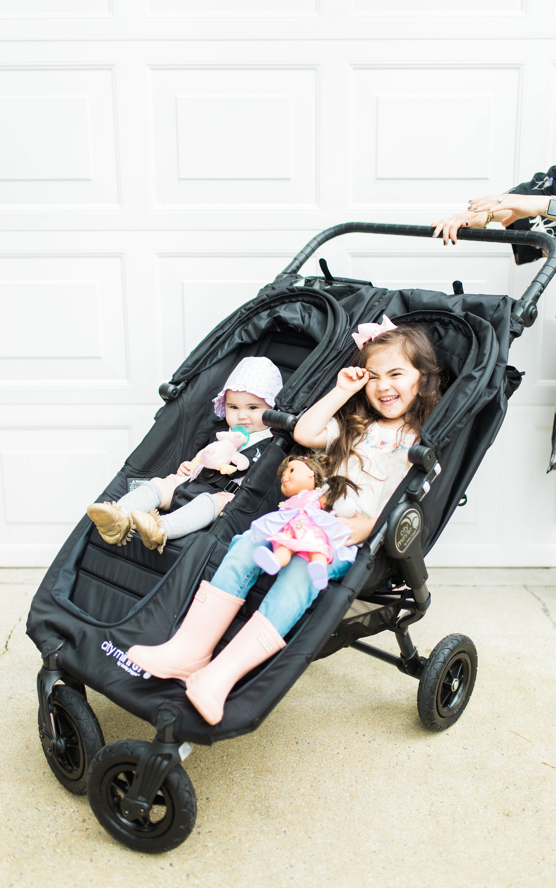 Double Stroller Expensive A Review Of The Baby Jogger City Mini Gt Double Stroller