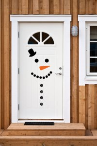 Snowman Decorating Ideas For Christmas  Glitter 'N Spice