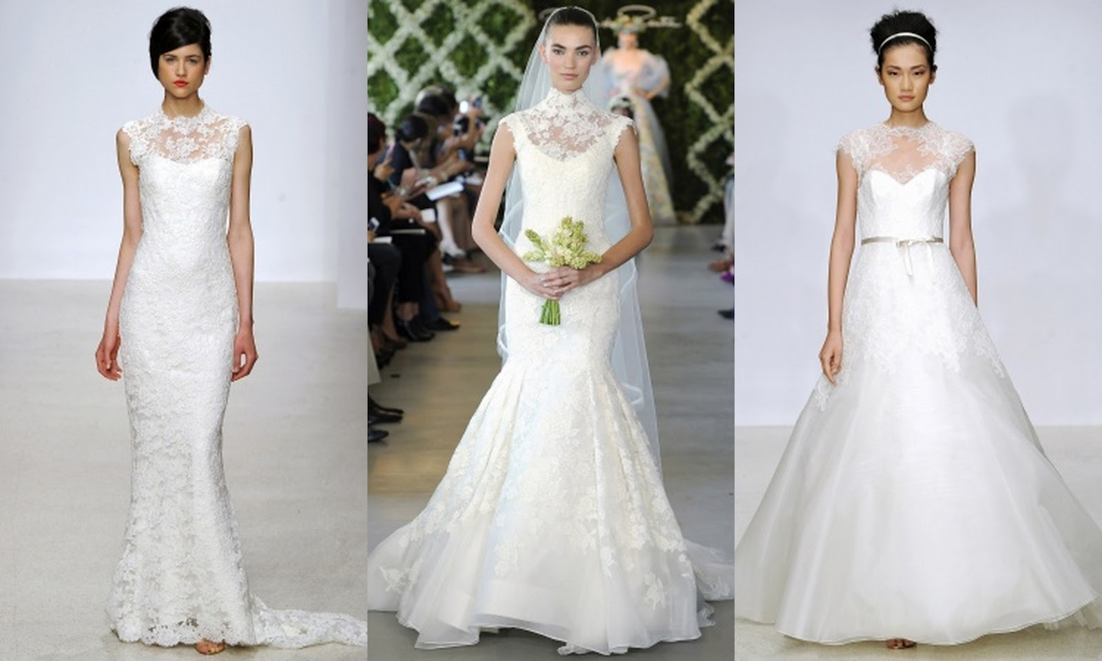 Wedding Dresses 2014 Trends