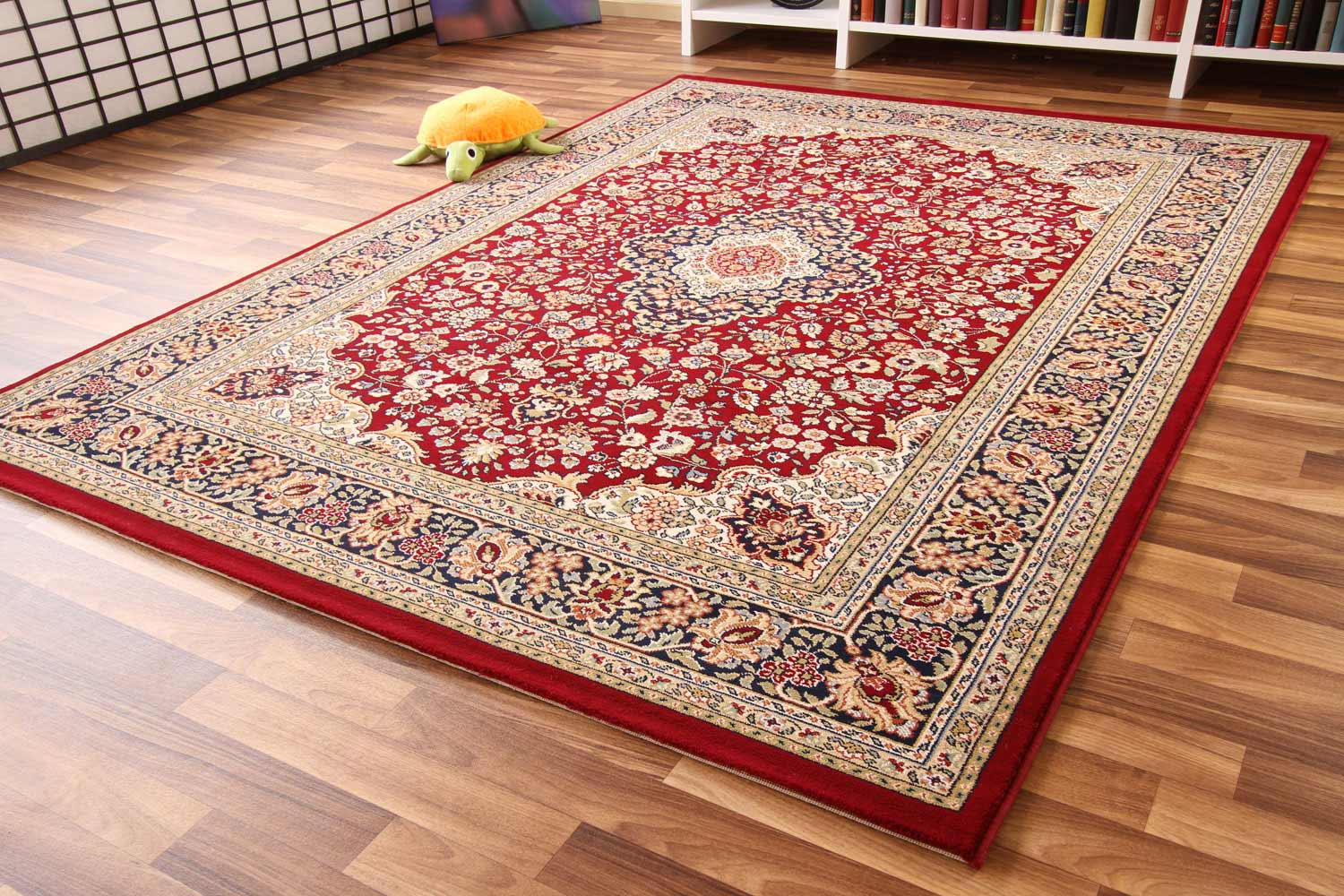 Bidjar Teppich Orientteppich Orissa - Patchwork | Global-carpet