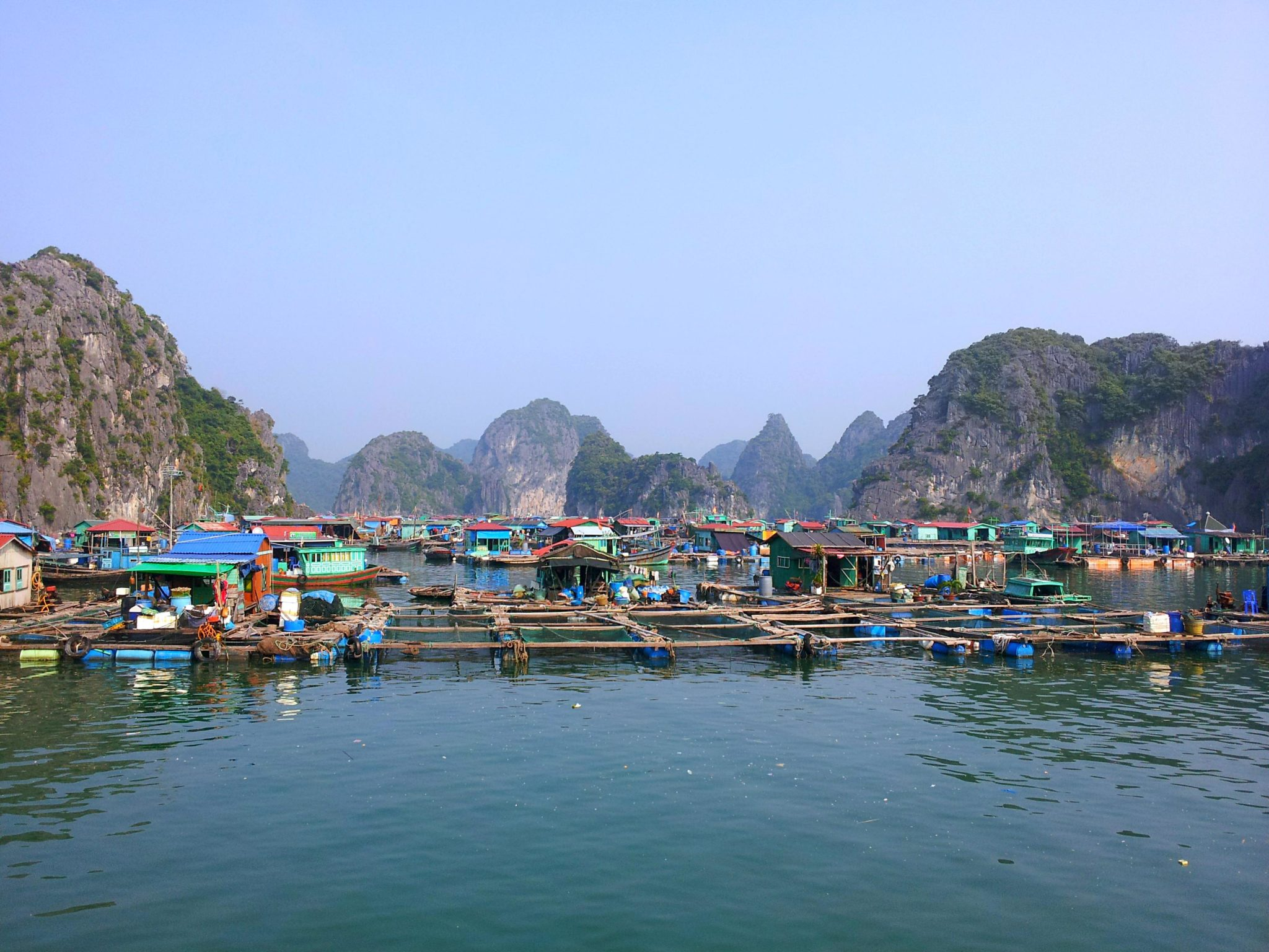 How to visit Cat Ba Island and cruise Halong Bay without a ...