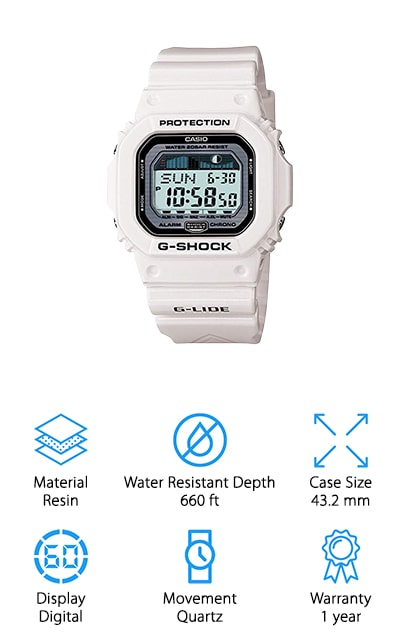 Best Surf Watches Review + Top 10 Picks