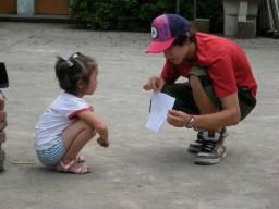 Teaching ABCs