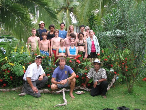 GSL group with local guides