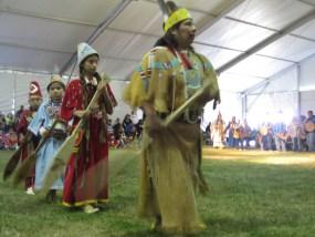 Makah Day dances