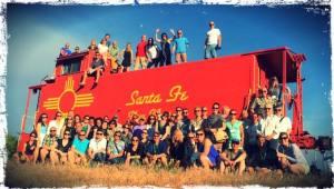 Last year's ISEEN Summer Institute Crew