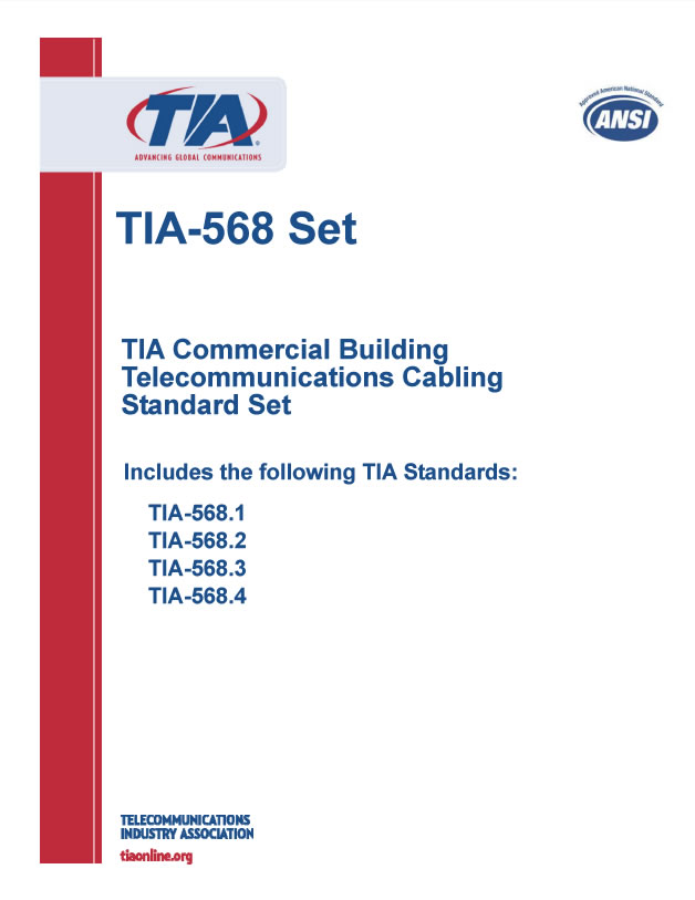 Tiaeia 568a Wiring Control Cables  Wiring Diagram