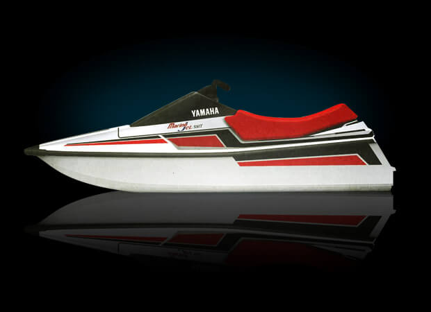 History - WaveRunner 30th Anniversary YAMAHA MOTOR CO, LTD