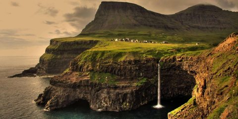 Whaling in the Faroe Islands