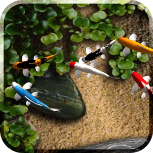 Arowana Fish 3d Live Wallpaper Download Koi Live Wallpaper V1 9 Apk Android App