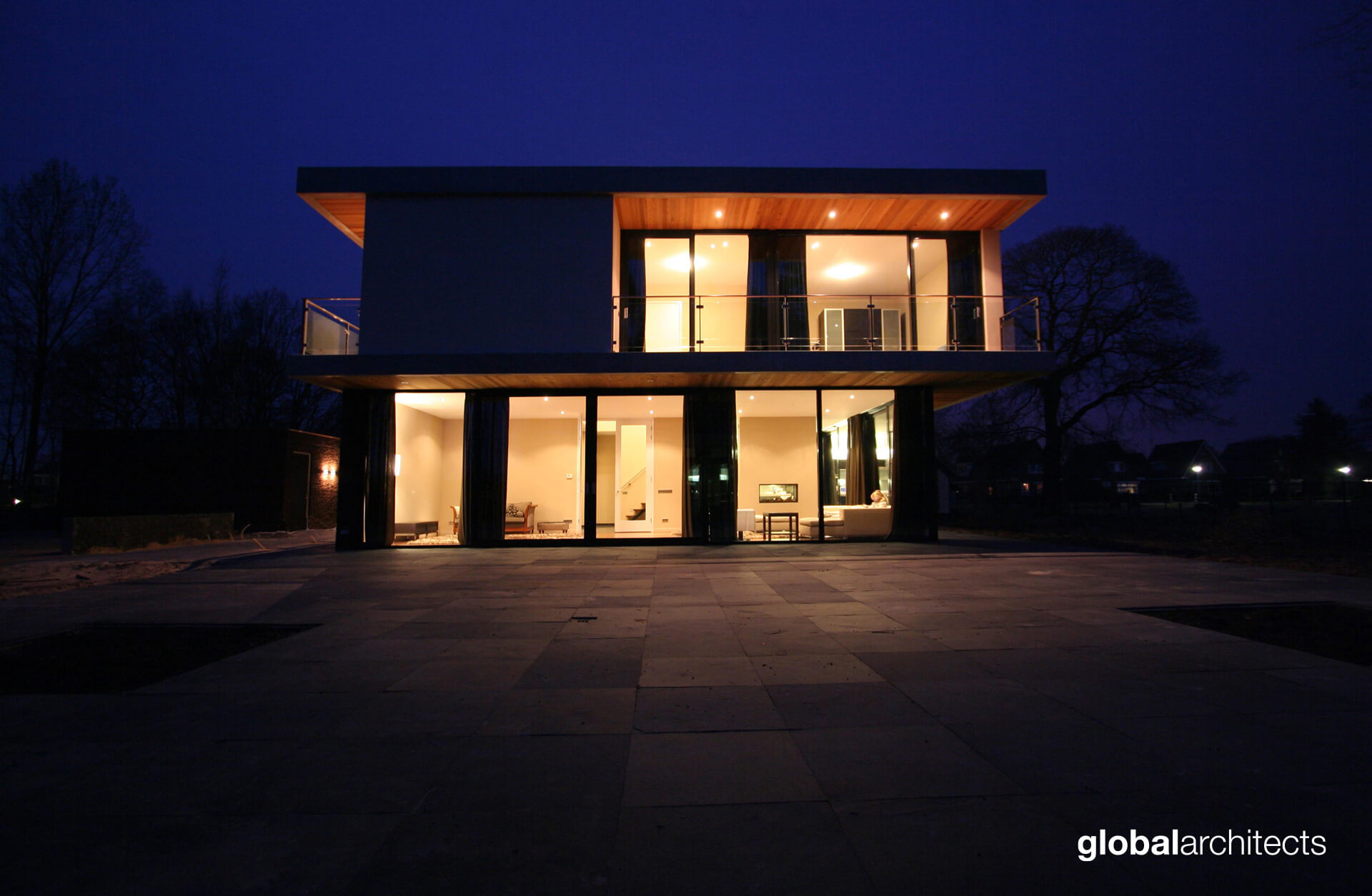 Villa Haag Where East Meets West - Global Architects