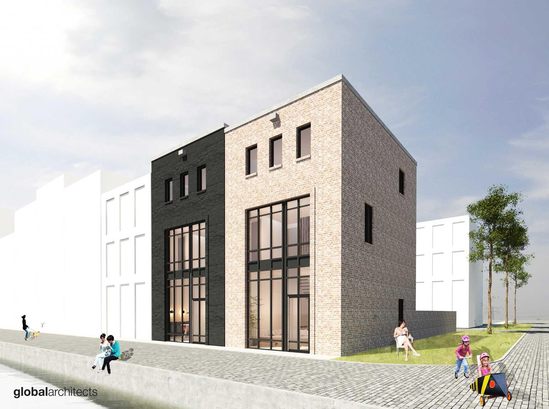 Architectenbureau Den Haag : Architecten den haag global architects architectenbureau den