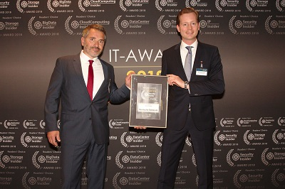 Security Insider Award For Dt S Ddos Protection Services - Telekom Home Security