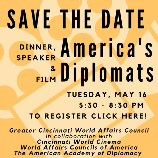 Save the Date - America's Diplomats (1)